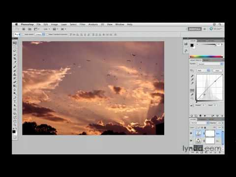 How to enhance Color Balance in Photoshop | lynda.com tutorial