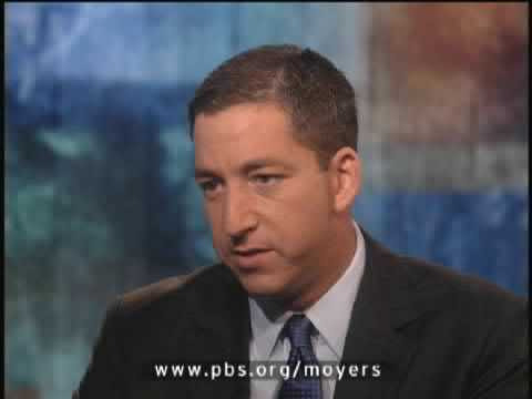 BILL MOYERS JOURNAL | Web Exclusive: Glenn Greenwald on the Beltway Elite | PBS (part 2 of 3)