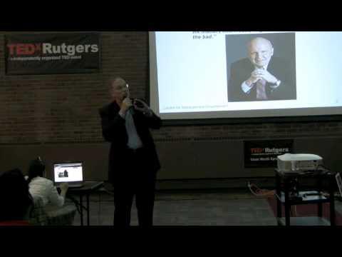 TEDxRutgers - Dave Ferio - 04/07/10