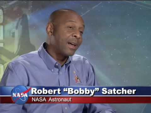 Meet Robert Satcher Jr. -- Astronaut -- MD