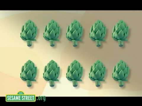 Sesame Street: Ten Tiny Turtles
