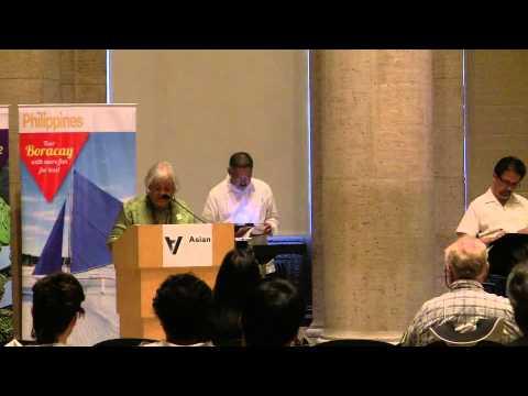Filipino American History Panel - Evangeline Buell