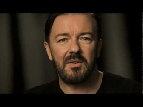 Ricky Gervais speaks to Australia: The Office - Now on iTunes