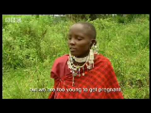 Maasai tribe: Arranged marriage views - Tribal Wives - BBC