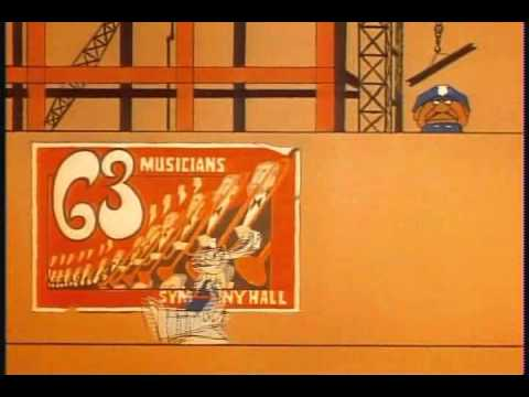 Schoolhouse Rock- Lucky Seven Sampson