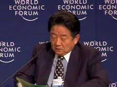 Davos Annual Meeting 2003 - The World Economy (Highlights)