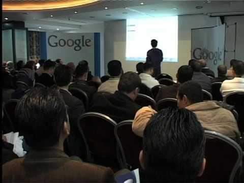 Google GPals Day for Entrepreneurs - Webmaster Tools