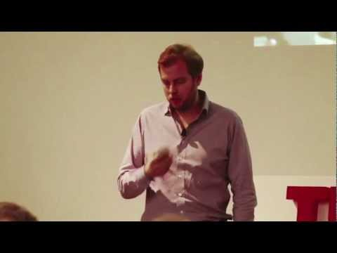 TEDxSiliconAlley, 2011 - Max Haot - Can Live Video Help Democracy?
