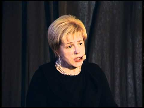 TEDxTurgenevLibrary - Maria Vedenyapina - New Library Mobility in the Space of the Big City