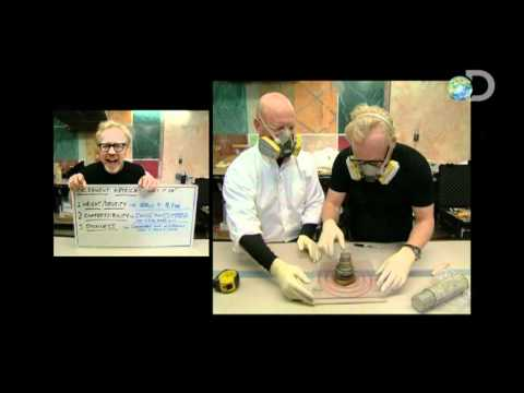 MythBusters - Excrement Metrics | Cold Feet