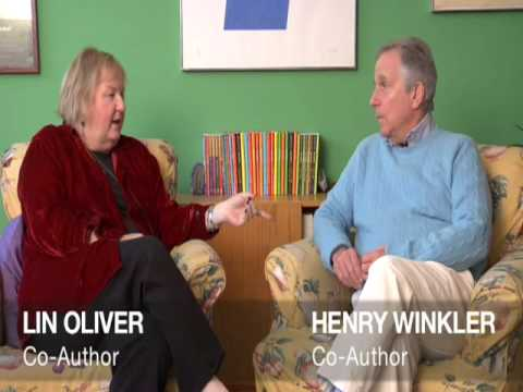 Henry Winkler and Lin Oliver on the Hank Zipzer series