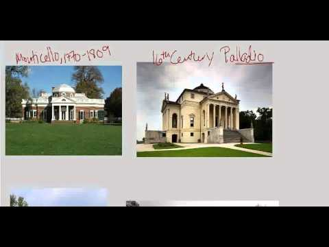 Saylor ARTH207: Thomas Jefferson and Neoclassical Architecture in America