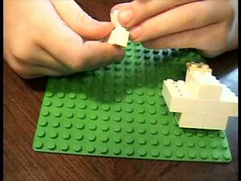 Flying Toilet How to Build in Legos By Garden of Imagination Jr.