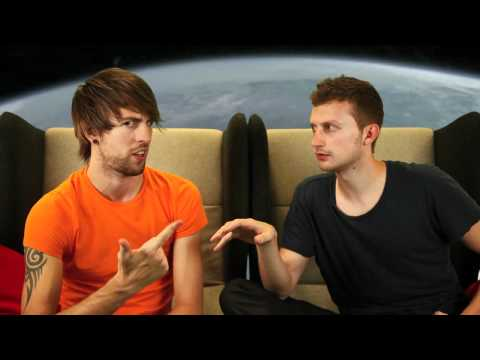 Liam Sees The Moon Turn Red! Is Liam On Drugs?  YouTube Space Lab With Liam & Brad