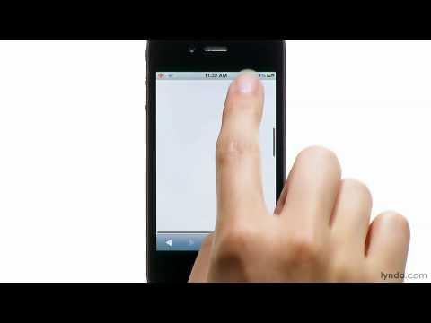Google Drive tutorial: Accessing Drive on a mobile device   lynda.com