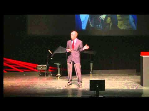 Transforming Universal Communication: Jim Bagian at TEDxUofM