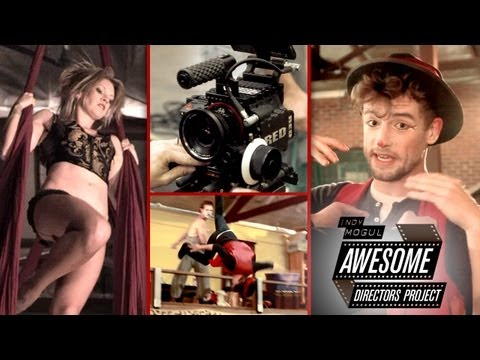 How-to: Circus Stunts & Slow Motion with a RED Epic : Awesome Directors Project