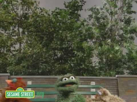 Sesame Street: Oscar Sings I'm Sad Because I'm Happy