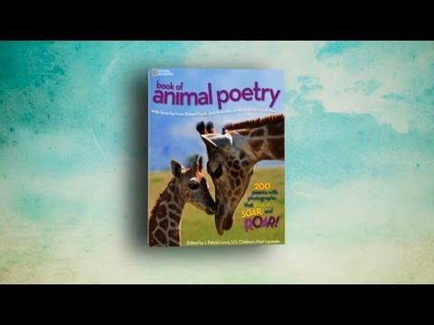 "A Reading by J. Patrick Lewis from ""Animal Poetry"""