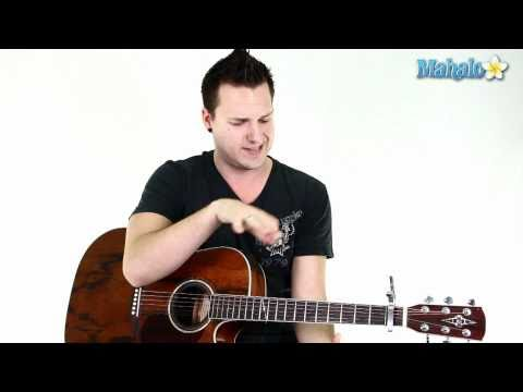 "How to Play ""What Hurts the Most"" by Rascal Flatts on Guitar (Intro)"