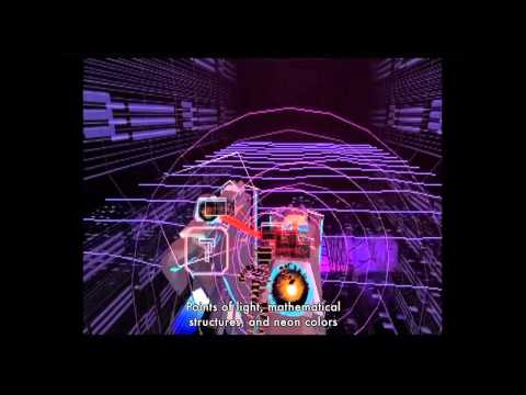 "The Art of Video Games: ""Rez"" Exhibition Video"