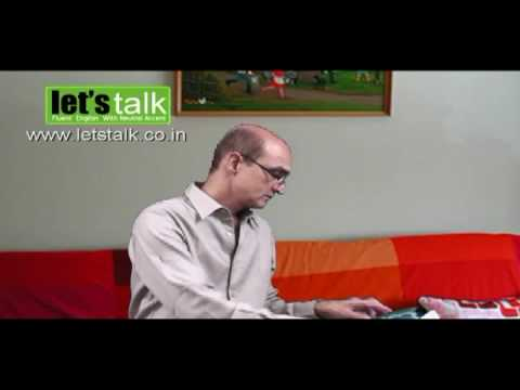 Spoken English Video - Lets Talk English Speaking & Personality Development