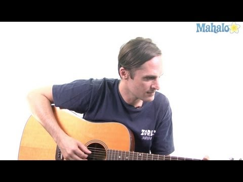 "How to Play ""Honky Tonk Blues"" by Hank Williams on Guitar (Practice Cover)"
