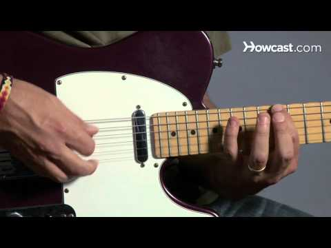 How to Play Guitar: Beginners / Blues Scale: Pattern 2