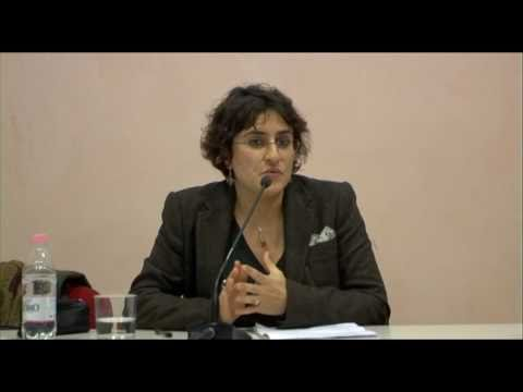 "VIU Lecture 2010 ""Muslims and Modernity"" - Prof. Barbara De Poli - part 1"