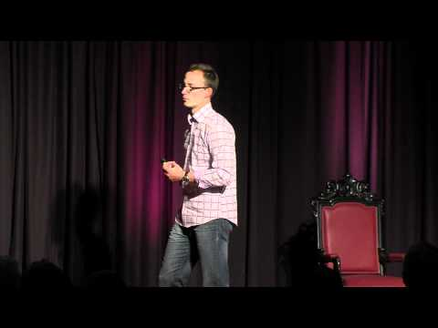 TEDxXAVIERUNIVERSITY - Andy Gibson - The Power of What Has To Be True