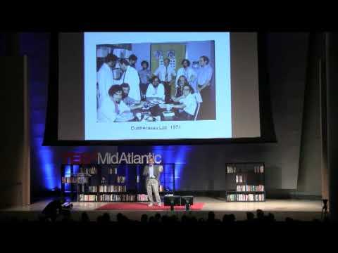 TEDxMidAtlantic - Peter Agre - 11/5/09