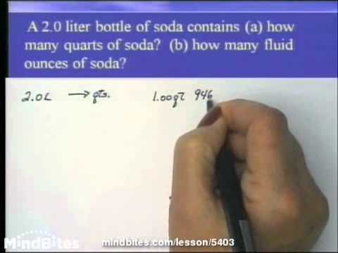 Chemistry Fundamentals: Systems of Measurement 2