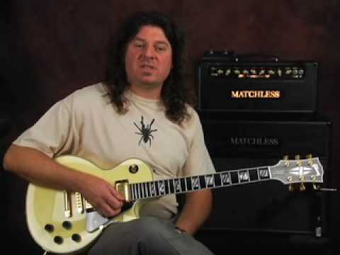 Play lead guitar exercises & strength building lick lesson