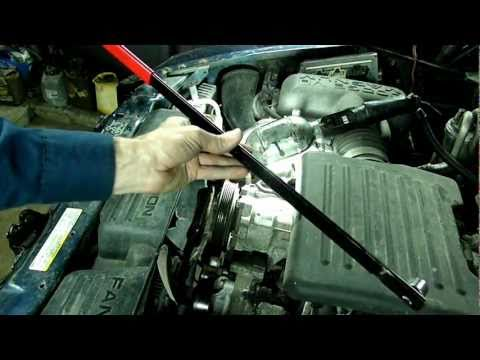 Alternator Replacement Dodge Dakota & Jeep