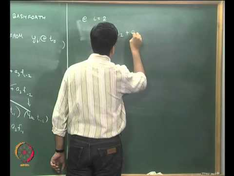 Mod-07 Lec-33 Ordinary Differential Equations (initial value problems) Part 9