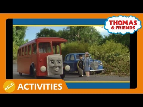 Thomas & Friends: Long Journey Play Along