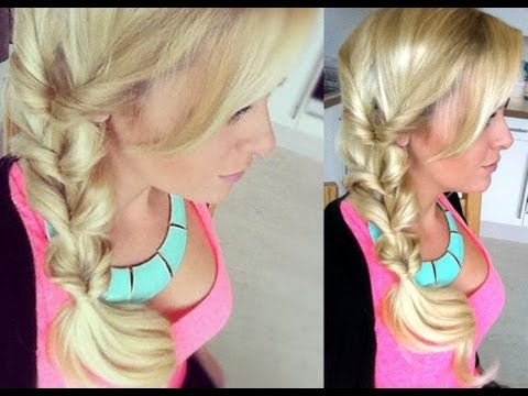 Loop Ponytail