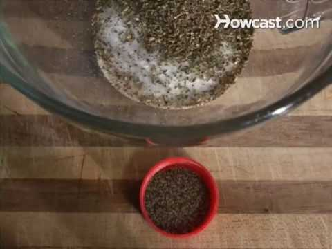 How To Make Your Own Italian Dressing Seasoning Mix