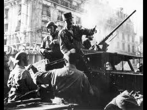 Liberation of Paris, 1944 - A Day that Shook the World [HD]