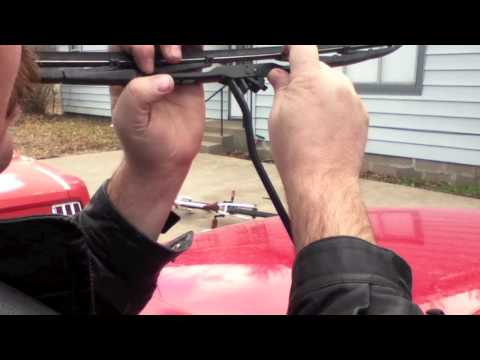 Windshield Wiper Blades: A DIY Lesson How To Change Windshield Wiper  Blades