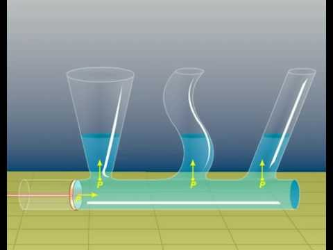 Pascal's Law - Mechanical Properties Of Fluids - CBSE Class XI Science (Physics Part II) Tutorials
