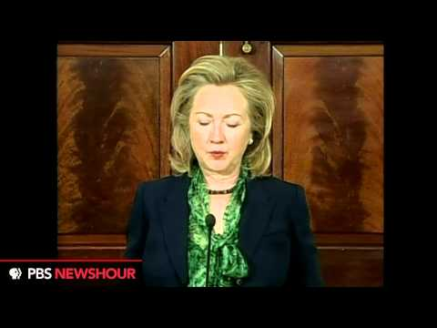 Sec. Clinton: 'Syndicate of Terror' Doesn't End With Bin Laden's Death