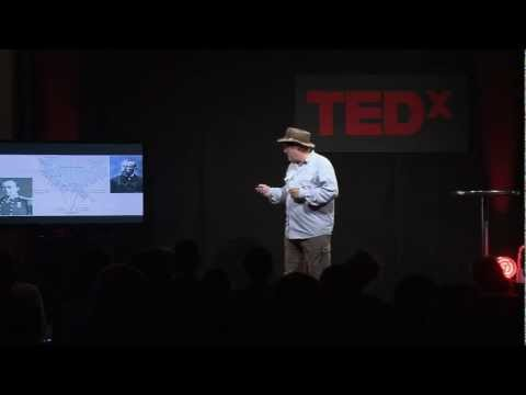 Dream Big and Dare to Fail:  Julian Monroe Fisher at TEDxInnsbruck