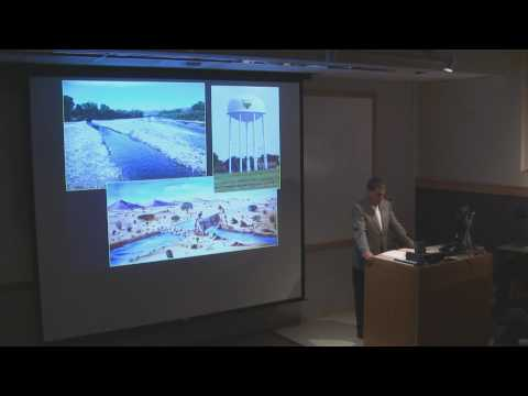 On Aqueducts - Dr. William E. Doolittle - Part 1 of 8
