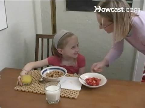 How to Encourage Your Child to Make Healthy Food Choices