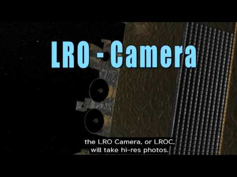 Real World: Lunar Reconnaissance Orbiter Resources