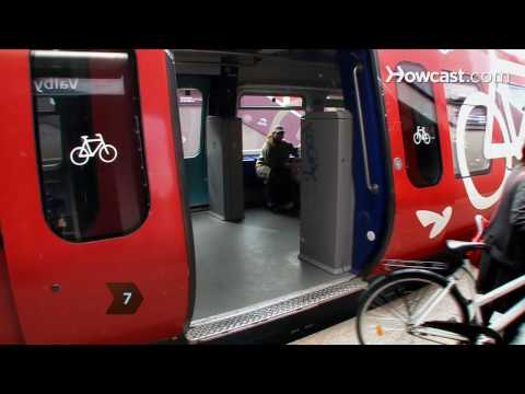 How To Take Your Bike on the Subway or Train