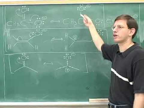 How to draw resonance structures (7)