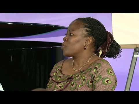 Improving Aid - Dr. Sipho Moyo & Chrystia Freeland at European Zeitgeist 2011