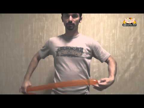 Balloon Sculpting - Learn to sculpt a Sheath